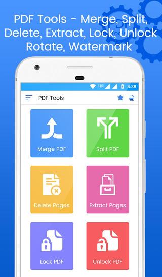 PDF Tools – Merge, Rotate, Watermark, Split v1.9