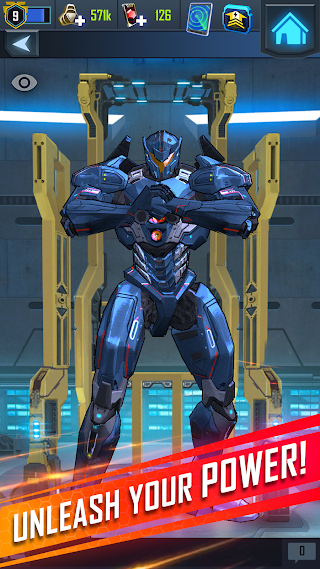 Pacific Rim Breach Wars Robot Puzzle Action RPG v1.5.0