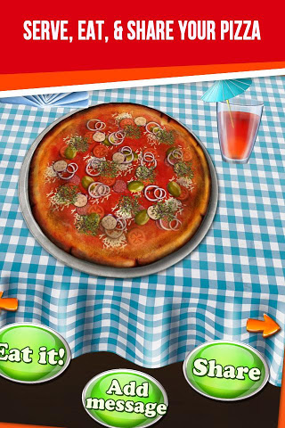 Pizza Maker – My Pizza Shop v2.7