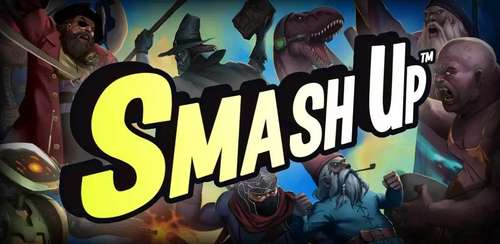 Smash Up – The Shufflebuilding Game v50001133 + data