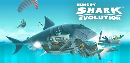 Hungry Shark Evolution v6.4.6