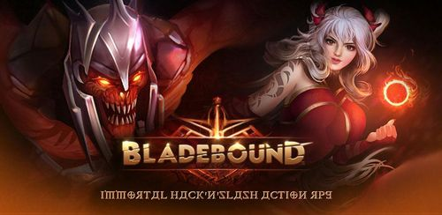 Blade Bound: Hack and Slash of Darkness Action RPG v2.1.1 + data