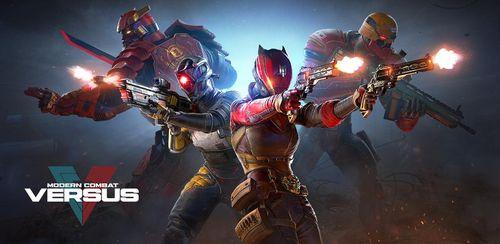 Modern Combat Versus: New Online Multiplayer FPS v1.9.8