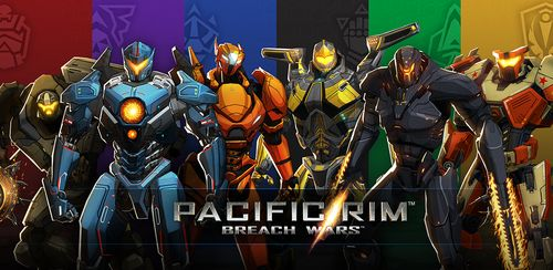 Pacific Rim Breach Wars – Robot Puzzle Action RPG v1.7.2