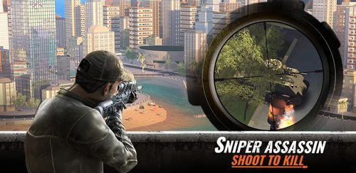 Sniper 3D Gun Shooter: Free Shooting Games – FPS v2.16.15