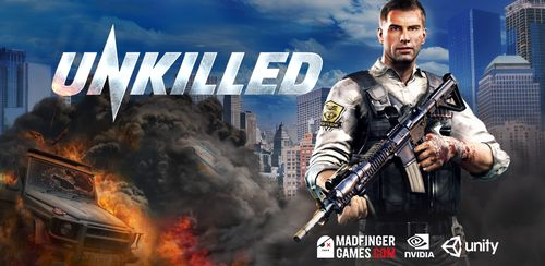 UNKILLED – Zombie FPS Shooting Game v2.0.6 + data