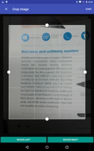 تصویر محیط OCR Instantly Pro v3.0.9
