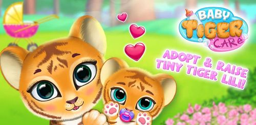 Baby Tiger Care – My Cute Virtual Pet Friend v1.0.89