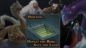 تصویر محیط One Deck Dungeon v1.4