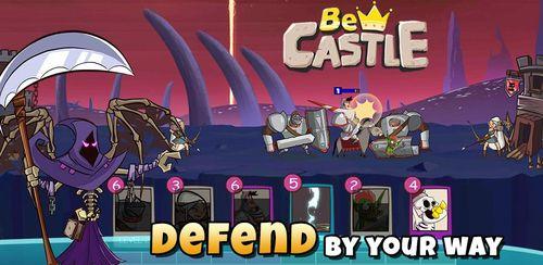 BeCastle: Castle Defense in a Card Battle Game v1.0.17 + data