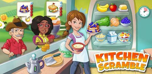 Kitchen Scramble: Cooking Game v8.0.5