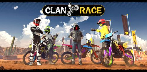 Clan Race v1.3.1 + data