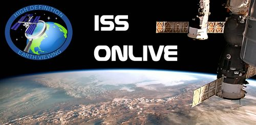 ISS onLive: HD View Earth Live v4.3.4