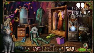 تصویر محیط The Last Dream – Puzzle adventure v1.25 + data