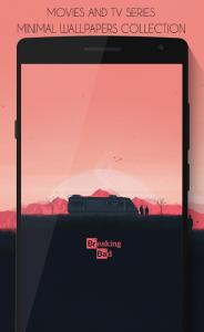 تصویر محیط Minimal Wallpapers v2.1