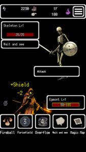 تصویر محیط Buriedbornes -Hardcore RPG- v3.6.3