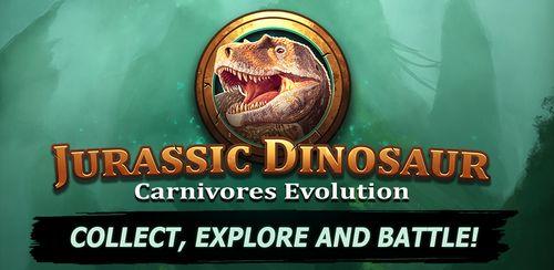 Jurassic Dinosaur Carnivores Evolution Dino TCG v1.4.14