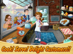 تصویر محیط Kitchen Scramble: Cooking Game v9.2.0