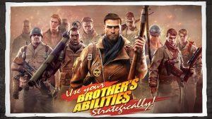 تصویر محیط Brothers in Arms® 3 v1.4.9a