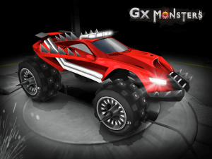 تصویر محیط GX Monsters v1.0.31