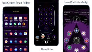 تصویر محیط ARC Launcher® Pro💎 2019 Themes,DIY,Wallpaper,Lock v30.7