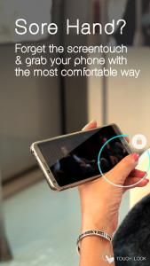 تصویر محیط Touch Lock – lock your screen and keys v3.16.19080300