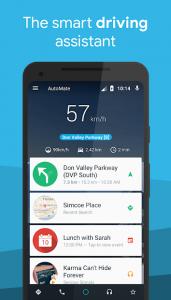 تصویر محیط AutoMate – Car Dashboard: Driving & Navigation v2.2.5 build 21110
