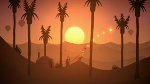 تصویر محیط Alto's Odyssey v1.0.9