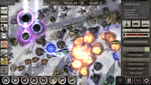 تصویر محیط Defense Zone 3 Ultra HD v1.3.4