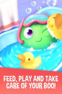 تصویر محیط My Boo – Your Virtual Pet Game v2.14.8
