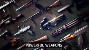 تصویر محیط DEAD TRIGGER – Offline Zombie Shooter v2.0.1 + data