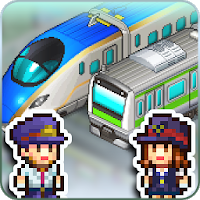 بازی مدیریت ایستگاه قطار آیکون