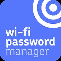نرم افزار مدیریت رمز وای فای آیکون