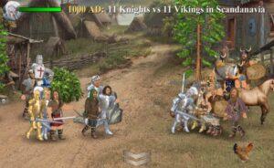 تصویر محیط Back Wars v1.10