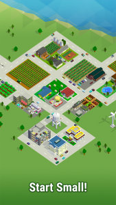 تصویر محیط Bit City v1.2.6