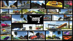 تصویر محیط Lowriders Comeback 2: Cruising v3.2.1 + data