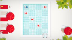 تصویر محیط Swim Out v1.3.5