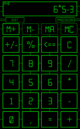 Alien Calculator PRO v1.0