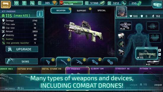 Alien Shooter 2 – The Legend v1.1.8 + data