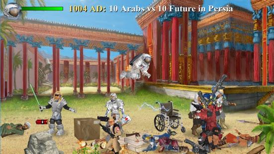 Back Wars v1.061