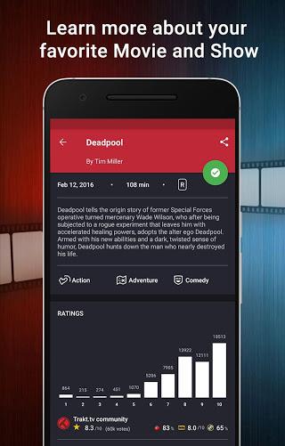 CineTrak: Your Movie and TV Show Diary v0.7.20