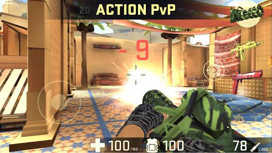 Combat Assault: FPP Shooter v1.20.34 + data