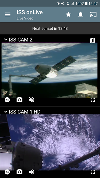 ISS onLive: HD View Earth Live v4.5.2