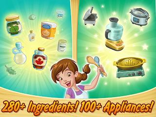 Kitchen Scramble Cooking Game 5.0.0 MOD
