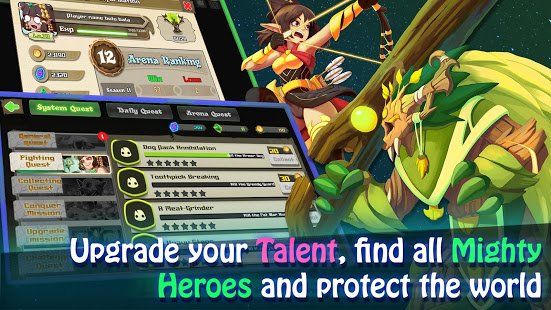 Legend Guardians – Epic Heroes Fighting Action RPG v1.0.2.7