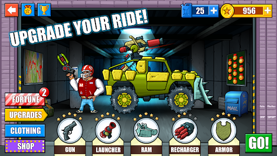 Mad Day Truck Distance Game v1.4.3