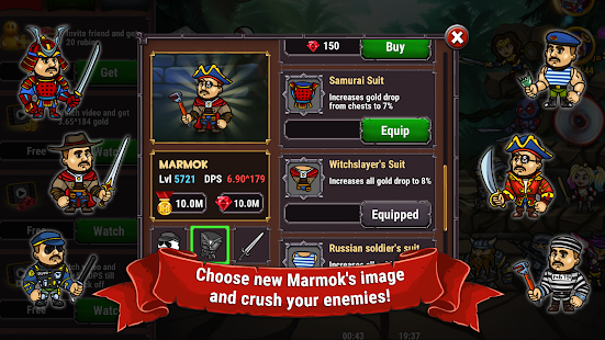 Marmoks Team Monster Crush v2.0