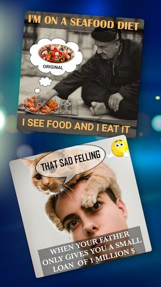 Meme Creator, Funny Meme Maker & Generator PRO v2.0