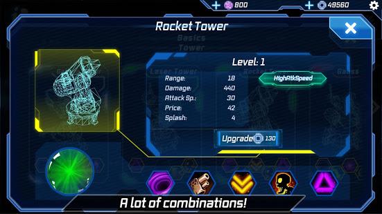 Module TD. Sci-Fi Tower Defense v1.71