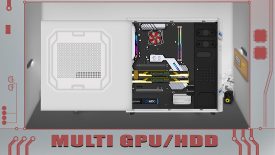 PC Architect Advanced PC building simulator v1.4.02